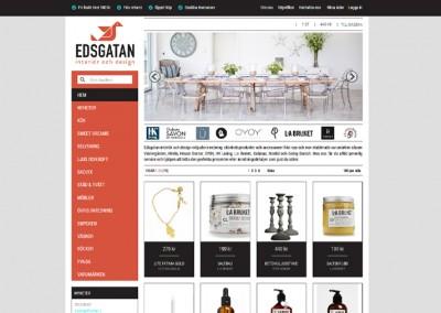 Edsgatan interiör och design