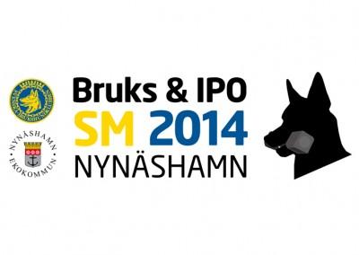 Bruks och IPO SM 2014